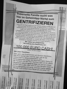 Berliner Gentrifizierungsproblematik