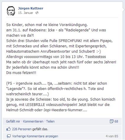 Sprechfunk Kuttner