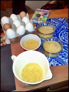 Ostereier bemalen leicht gemacht