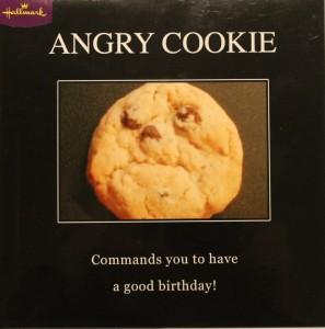 Schlüpftagcookie