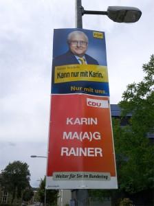 Karin mag Rainer