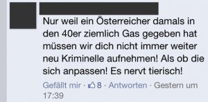 BILD-Kommentare Nazi